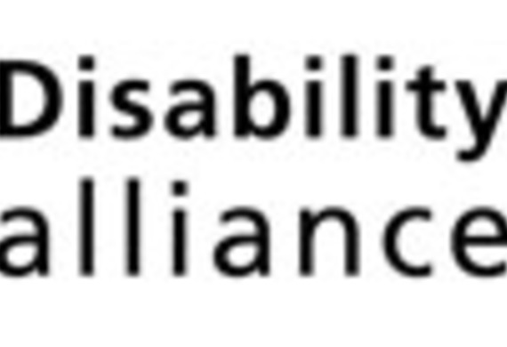 Disability alliance listing