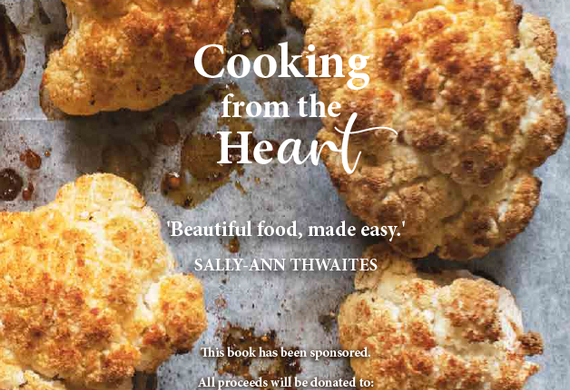 Cooking from the heart listing
